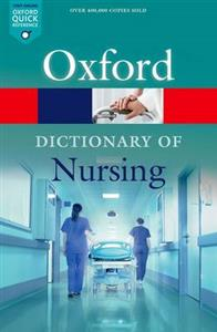 A Dictionary of Nursing 7e
