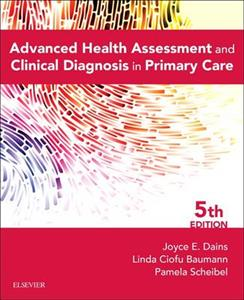 Advanced Health Assessment & Clinical Diagnosis in Primary Care 5th edition