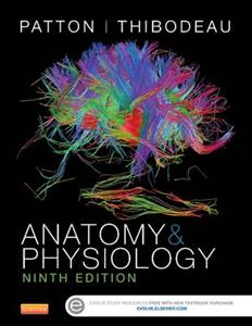Anatomy & Physiology 9th edition