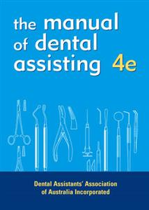 Dental Assistant's Manual