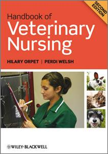 Handbook of Veterinary Nursing 2nd Edition