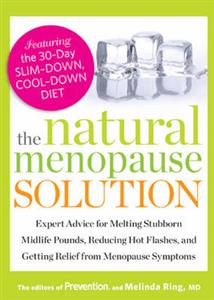 The Natural Menopause Solution: Natural Medicine for Perimenopause and Menopause