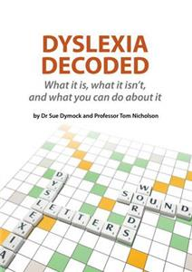 Dyslexia Decoded: What it is, What it Isn't, and What You Can Do About it Book/DVD
