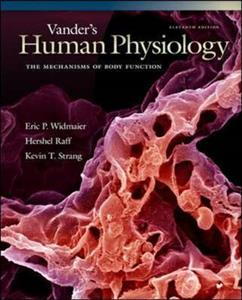 Vander's Human Physiology: The Mechanisms of Body Function: AND ARIS