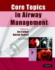 Core Topics in Airway Management