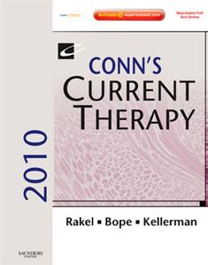 Conn's Current Therapy: Expert Consult - Online and Print: 2010