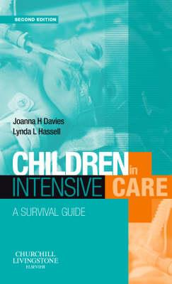 Children in Intensive Care: A Survival Guide - Click Image to Close
