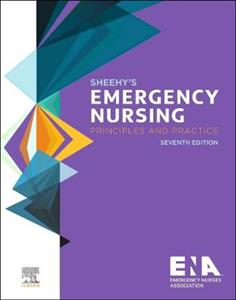 Sheehy's Emergency Nursing: Principles and Practice