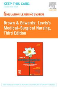 Brown & Edwards Simulation Learning System Card