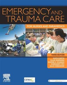 Emergency and Trauma Care for Nurses and Paramedics