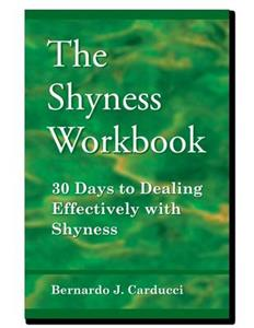 Shyness Workbook: 30 Days to D - Click Image to Close