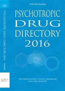 Psychotropic Drug Directory 2016: The Professionals' Pocket Handbook and Aide Memoire