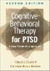 Cognitive-Behavioral Therapy for PTSD, Second Edition: A Case Formulation Approach - Click Image to Close
