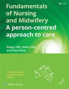 Package of Hill's Fundamentals of Nursing and Midwifery Print Book with PrepU 12 Month Access