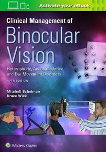 Clinical Management of Binocular Vision - Click Image to Close