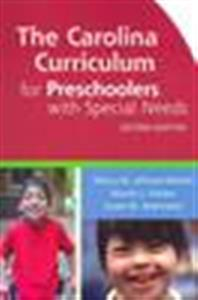 The Carolina Curriculum for Preschoolers with Special Needs (CCPSN) - Click Image to Close