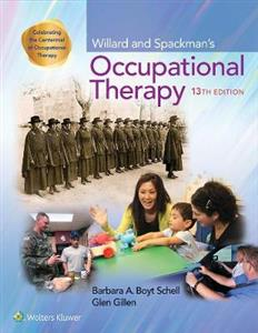 Willard and Spackman's Occupational Therapy - Click Image to Close