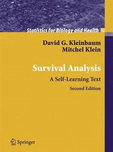 Survival Analysis: A Self-Learning Text