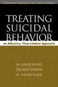 Treating Suicidal Behavior: An Effective Time-Limited Approach